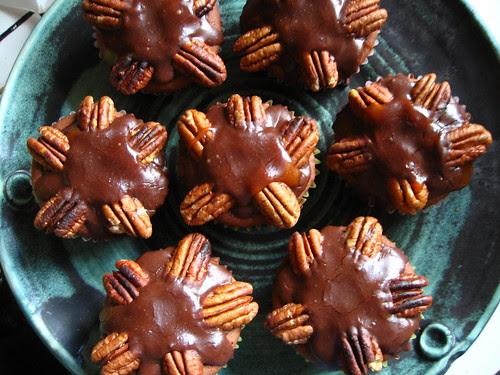 Mud Turtle Cupcakes