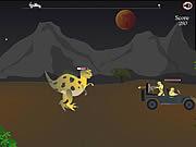 Jogar Dinosaur escape Jogos