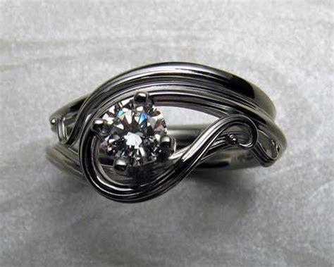 Viking dragon engagement ring. ? Metamorphosis Jewelry