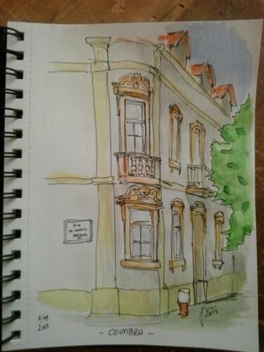 Rua do Instituo Maternal - Coimbra by JMADesigner