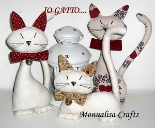 IO GATTO...by monnalisa