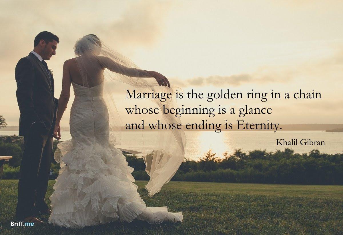 Ring speech wedding