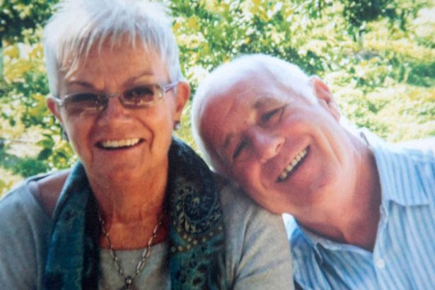 Former British Olympic diver David Tarsey and his wife Jean were both shot in the head