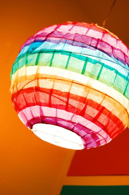 rainbow lantern 2