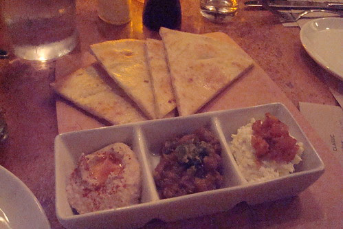 Flatbread and Dips