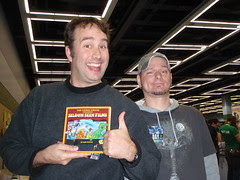 Michael McAdam gets The Comic Critic