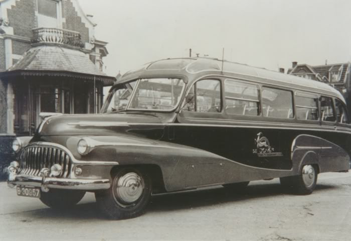 1950 Ford F5 Medema Appingedam