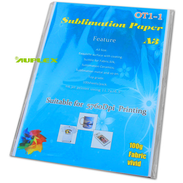 Popular Ceramic Decal Transfer Paper Sublimation Paper A4 A3 Size