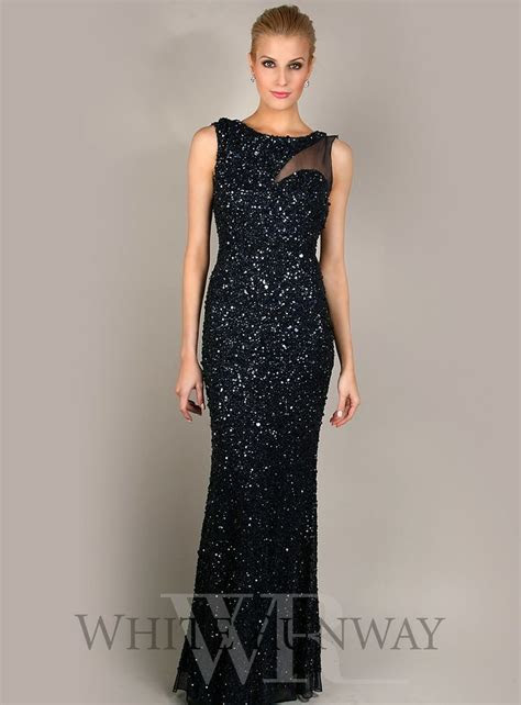 Bridie Sequin Dress. Stunning full length gown by designer