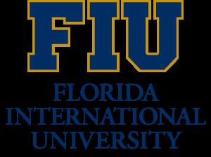 logo for Florida International University. Cat...