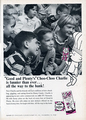 Choo Choo Charlie ad