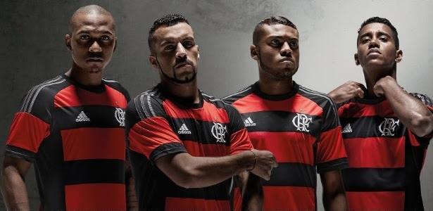 Flamengo divulga novo Manto. Você gostou?