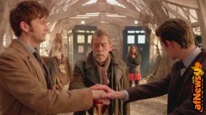 """War Doctor"" John Hurt passed away"