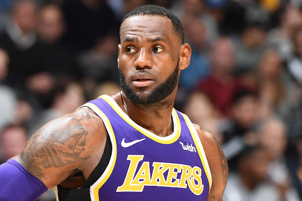 ae0e7342c52d5 Sources  LeBron James to play on minutes restriction for rest of season