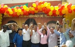 PPS oficializa apoio a Flávio e Roberto Rocha