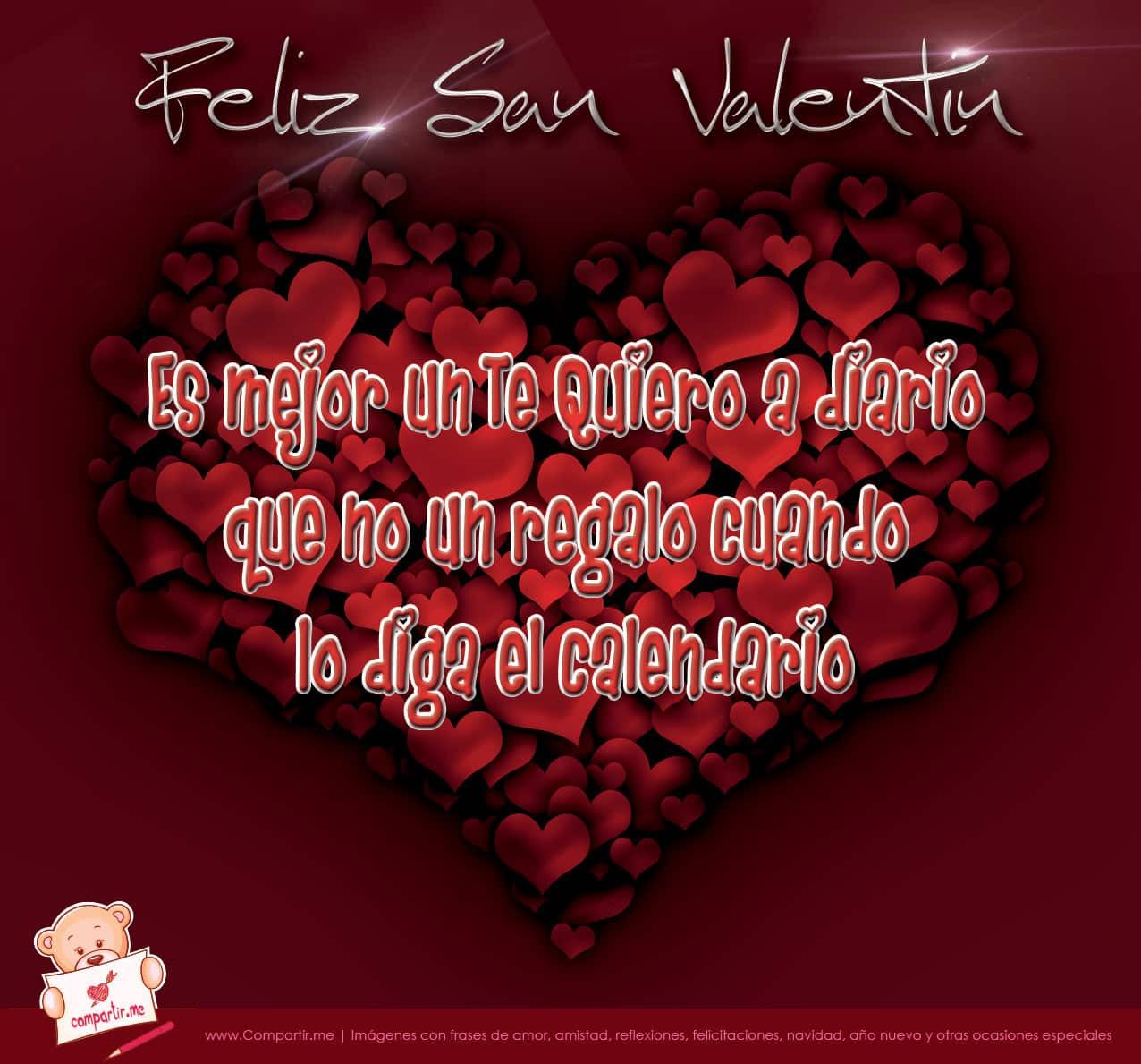 Frases De Amor Para El Dia San Valentin Mejor Casa Sobre Frases De