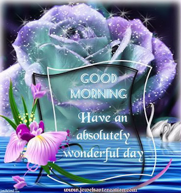 Good Morning Have An Absolutely Wonderful Day Pictures Photos And