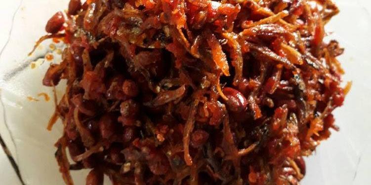 Resep Sambal Goreng Teri Kacang Pedas Ala Sunda Oleh Siregar Putri