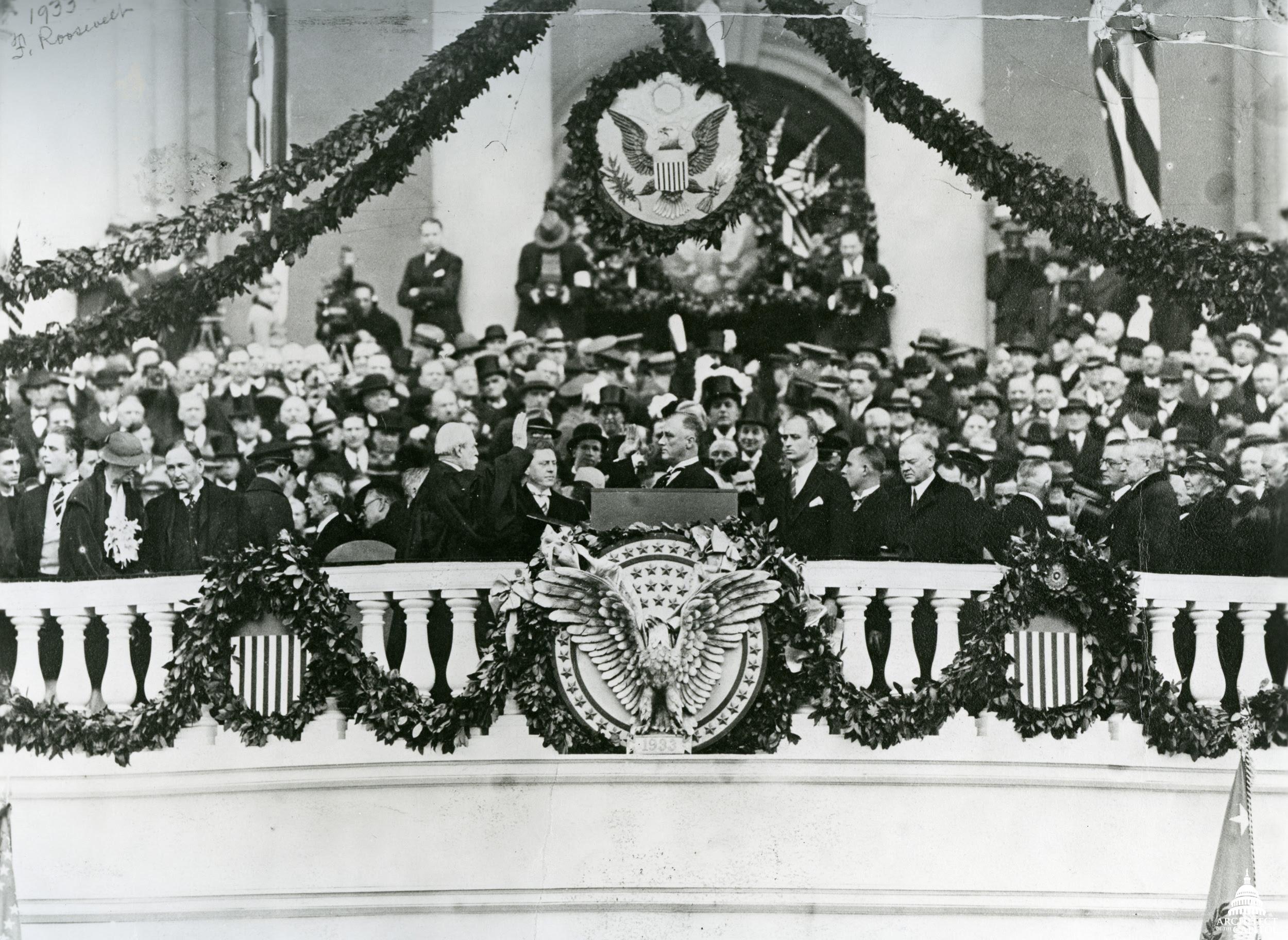 Image result for Franklin Delano Roosevelt inaugural bible