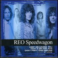[REO Speedwagon Collections Album Cover]
