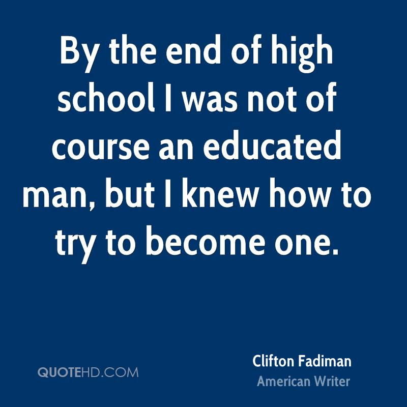 Clifton Fadiman Quotes Quotehd