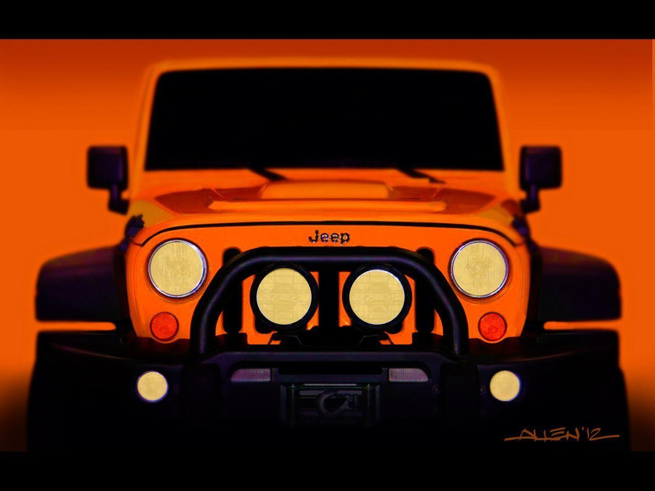 Jeep iPhone Wallpapers (95 Wallpapers) - HD Wallpapers