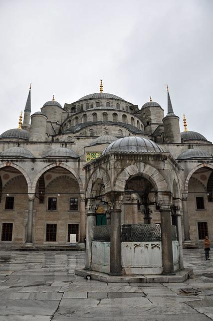 Mosquée Bleue (22)