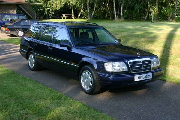 Mercedes-Benz E Guide, History and Timeline from ...