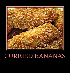 Curried Bananas
