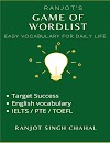 Game of Wordlist (Easy Vocabulary for Daily life, IELTS , TOEFL, SSC etc.)Ebook, English, Ranjot Singh Chahal