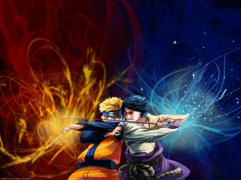Naruto Sasuke Uchiha. Sasuke & Naruto - Uchiha