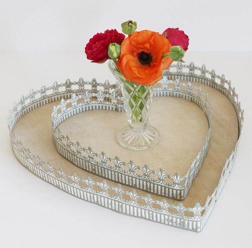 heart trays