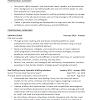 Resume Summary Quora