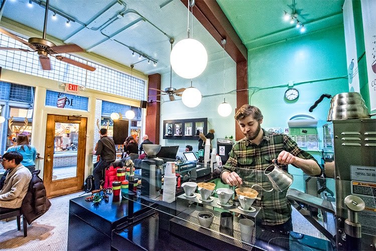 The best cafes in downtown Ann Arbor to get work done