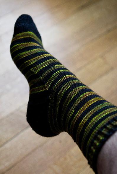 Goth Sock