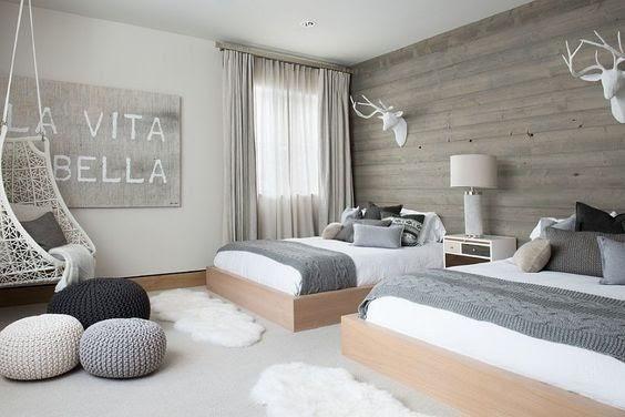 Siempre guapa con norma cano dormitorios estilo - Dormitorios estilo nordico ...