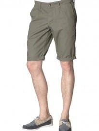 Frede - Shorts - Olive