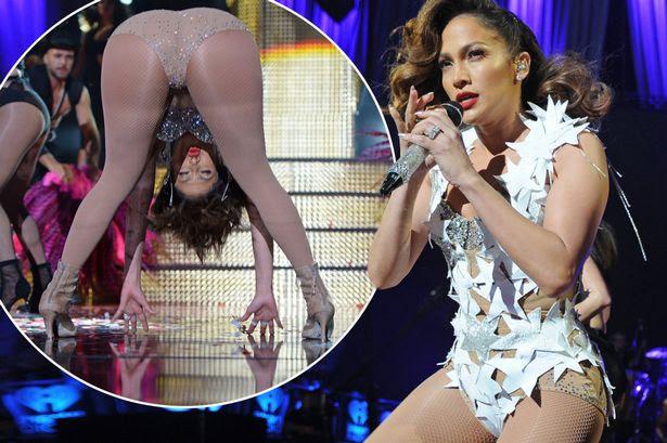 Jennifer Lopez Butt Insured 66