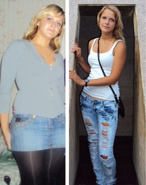 From Fatty to Hottie
