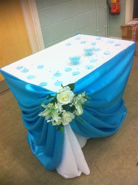 Doris Decoration and cakes: Turquoise wedding decoration