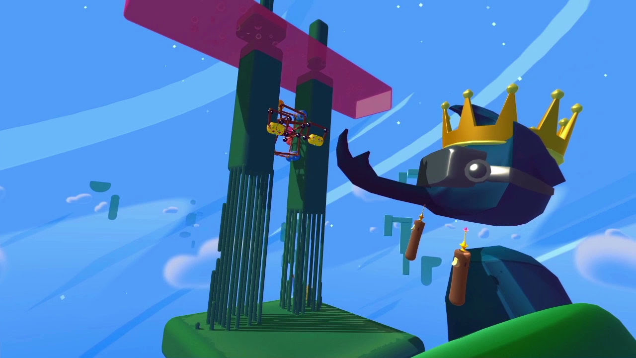 Review: Fantastic Contraption screenshot