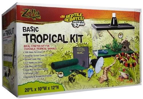 Cheap Reptile Supplies Aqueon R Zilla 01313 10 Gallon