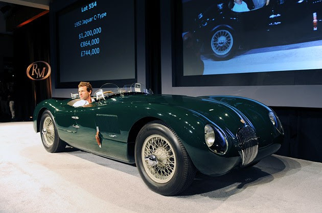 RM Sports & Classic of Monterey Auction