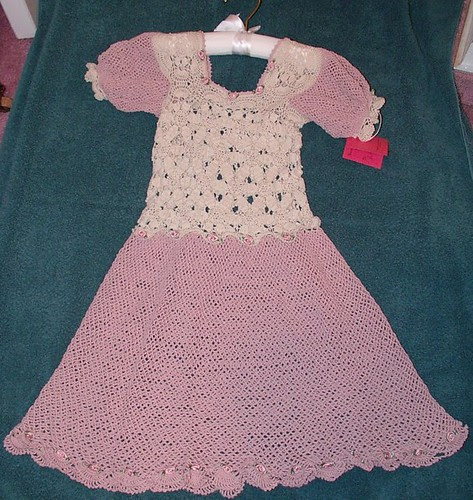 easter dress littlest daughter