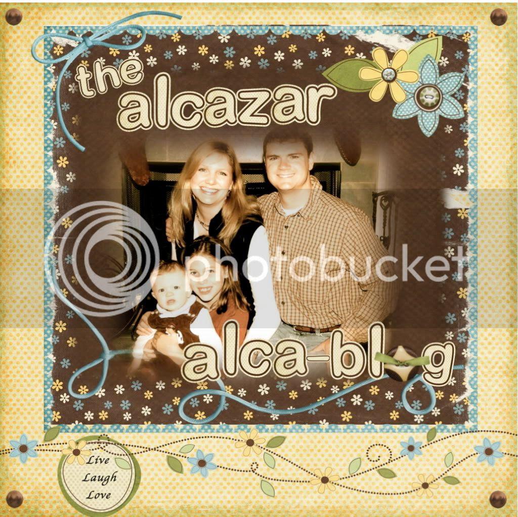 The ALCAZAR Alca-Blog