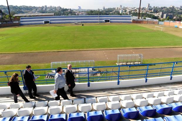 Sete cidades gaúchas estão na briga para receber seleções na Copa de 2014 Porthus Junior, Banco de Dados/