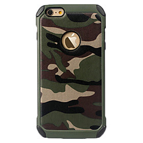 CHEAP iPhone 7 Plus Ultra Thin Camo Color Protective Back Cover iPhone Case for iPhone 6s 6 Plus OFFER