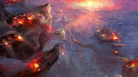 artwork scifi spaceships concept art hd wallpapers