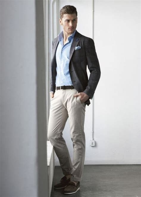 stylish spring men work outfits ideas worth  steal