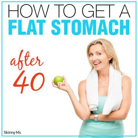 flat stomach   skinny ms